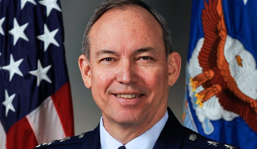 Official Photo -   Lt Gen David Deptula  (U.S. Air Force Photo by Michael Pausic)