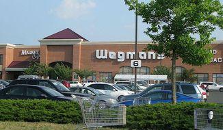 A Wegmans store in Manalapan, New Jersey (Wikipedia)