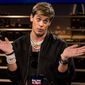 Milo Yiannopoulos lost a second gig Monday afternoon over his remarks defending underage pederasty, when Simon & Schuster cancelled plans to publish a book by the gay conservative provocateur this summer. (Associated Press)