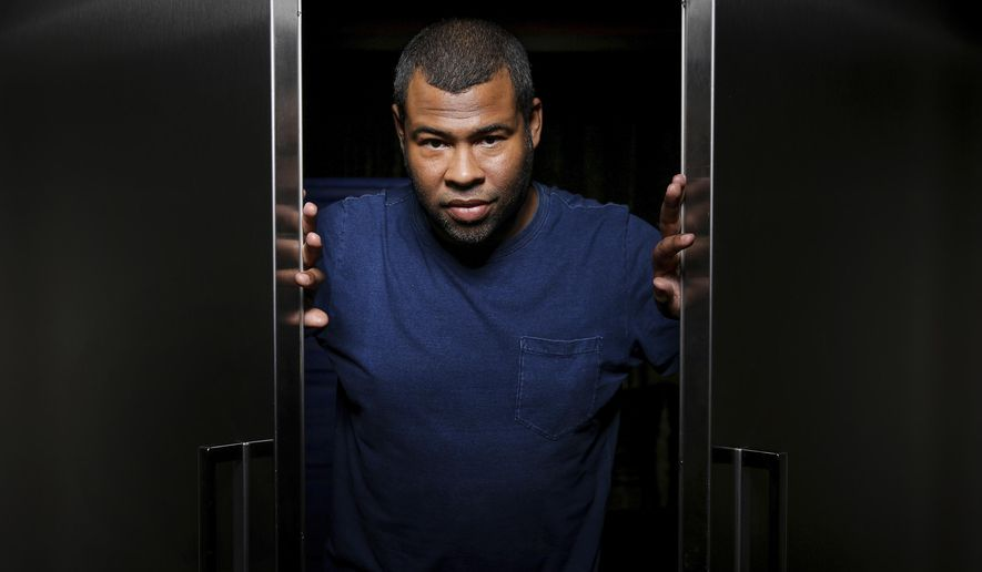 In this Thursday, Feb. 9, 2017, file photo, Jordan Peele poses for a portrait at the SLS Hotel in Los Angeles. (Photo by Rich Fury/Invision/AP)