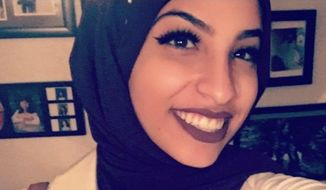 "Nancy Salem, a preschool teacher, was fired from The Children's Courtyard in Arlington after several anti-Semitic posts, including a tweet encouraging a friend to ""kill some Jews,"" came to light. (Canary Mission)"