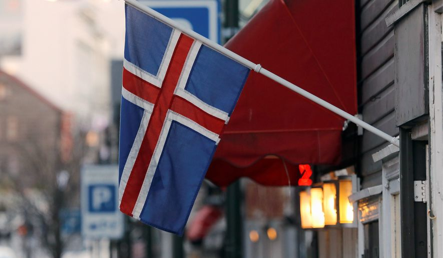 Iceland, once a highly stable nation, suffered greatly in a 2008 market crash, leading it to eventually declare bankruptcy. The island nation is considering joining the European Union to stabilize its currency. (Associated Press)