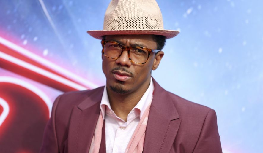 "FILE - In this March 3, 2016 file photo, Nick Cannon arrives at the ""America's Got Talent"" Season 11 Red Carpet Kickoff at the Pasadena Civic Auditorium in Pasadena, Calif. Cannon announced the birth of son Golden ""Sagon"" Cannon with an Instagram post on Feb. 22, 2017. (Photo by Rich Fury/Invision/AP, File)"