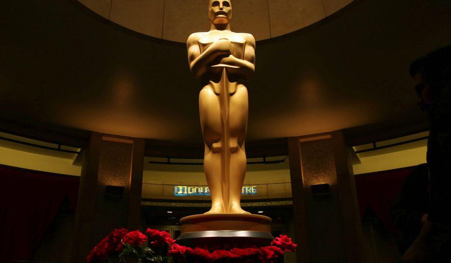 Oscar statue (Associated Press)