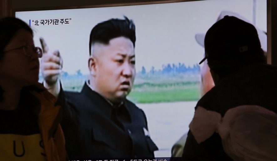 North Korean leader Kim Jong-un appears to be testing the Trump administration in a similar way Pyongyang did during President Obama's first months in office in 2009. (Associated Press)