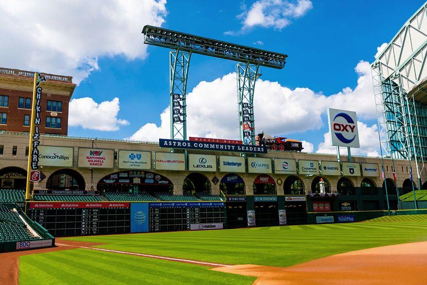 15. Houston Astros  Team Value: $1.1 billion