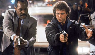 Lethal Weapon 2  - 1989 action film directed by Richard Donner, and starring Mel Gibson, Danny Glover, Joe Pesci , Patsy Kensit, Derrick O'Connor and Joss Ackland. It is a sequel to the 1987 film Lethal Weapon and second installment in the Lethal Weapon series. Gibson and Glover respectively reprise their roles as LAPD officers Martin Riggs and Roger Murtaugh, who protect an irritating federal witness (Pesci), while taking on a gang of South African drug dealers hiding behind diplomatic immunity.