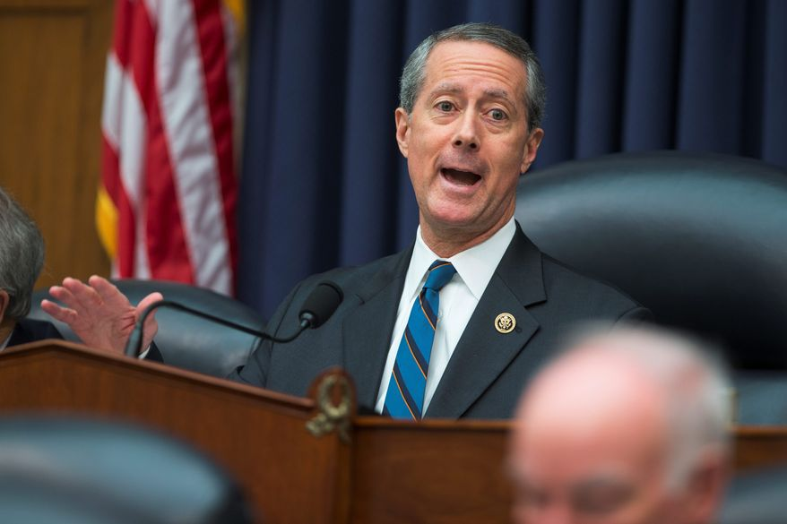 House Armed Services Committee Chairman Rep. Mac Thornberry, Texas Republican, said Wednesday he hopes the Trump administration will be open to increase the $603 billion budget proposal to rebuild the military will be increased to $640 billion. (Associated Press)