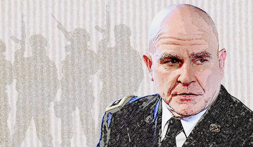 H.R. McMaster's own 'Dereliction of Duty'