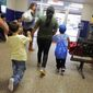 Adults who cross into the U.S. illegally could be detained and separated from their children under a Homeland Security proposal. (Associated Press)