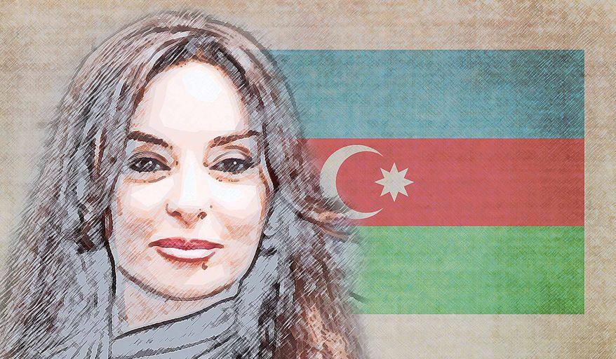 The Kind Lady of Azerbaijan Illustration by Greg Groesch/The Washington Times