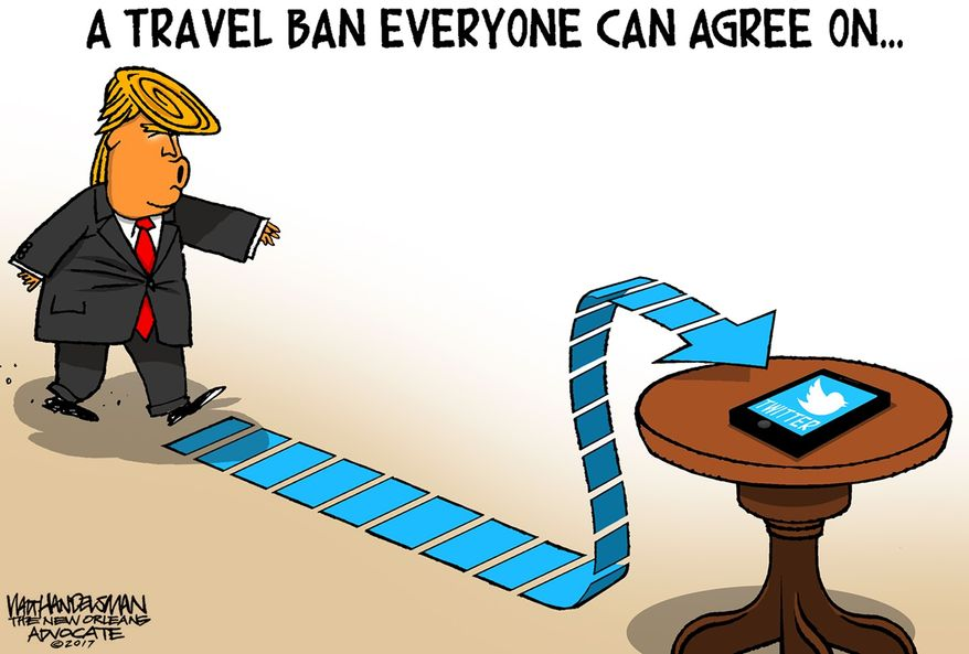 What Is Trump S New Travel Ban