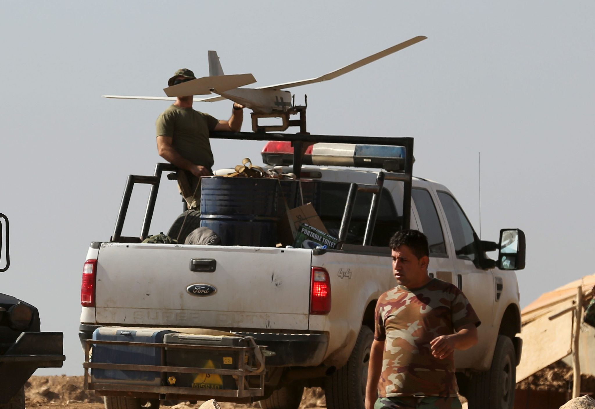 Iran deploys jamming device to counter drones
