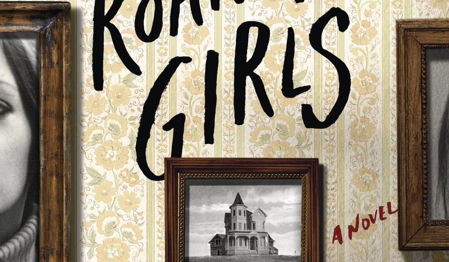 "This cover image released by Crown shows ""The Roanoke Girls,"" a novel by Amy Engel. (Crown via AP)"