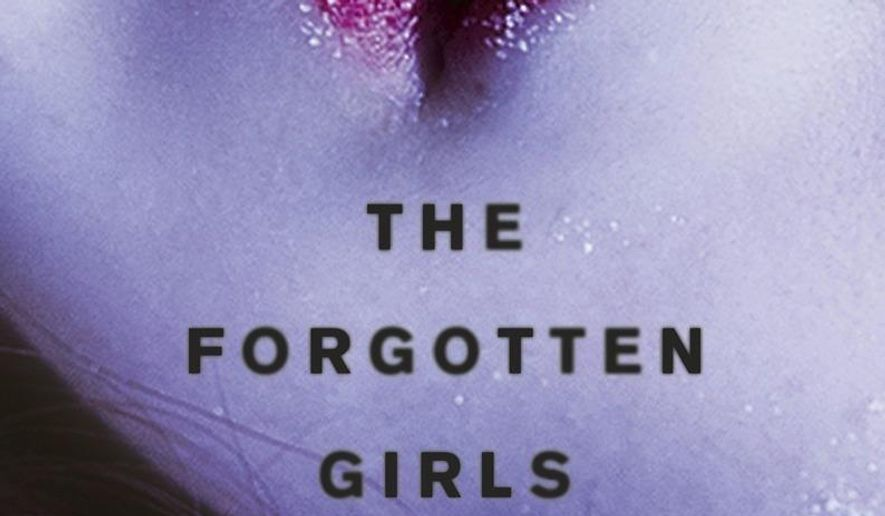 """This cover image released by Putnam shows, """"The Forgotten Girls,"""" by Owen Laukkanen. (Putnam via AP)"""