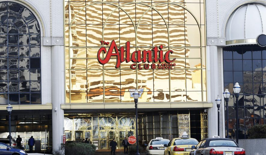 FILE - This Feb. 14, 2013, file photo, shows the Atlantic Club Casino Hotel in Atlantic City, N.J. On Monday, March 13, 2017, the property was bought by Ronald Young's R&R Development Group who plans to transform it into a family resort and water park without gambling. (AP Photo/Mel Evans, File)
