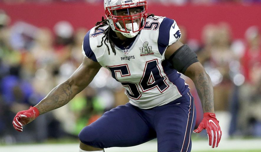 Steelers meet with lb donta hightower but no deal reached 5 2017 file photo new england patriots m4hsunfo