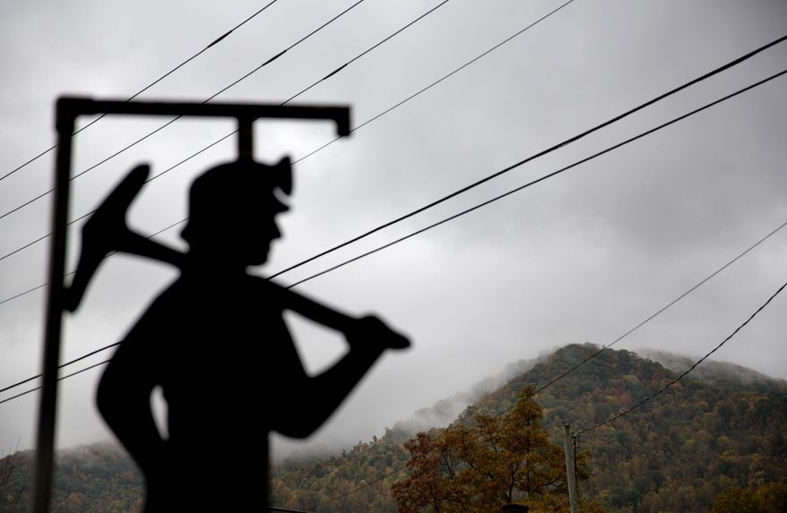 The federal government has a standing commitment to cover health care and pensions for retired miners. (Associated Press/File)