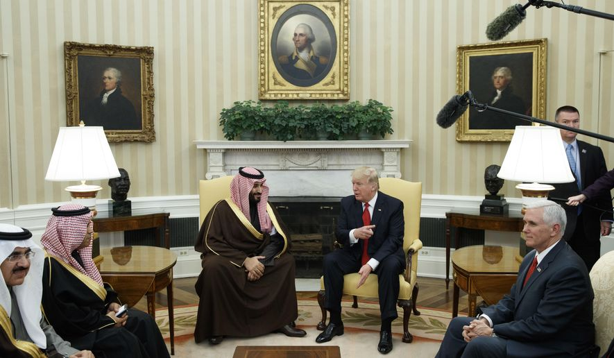 Image result for president trump meets saudi Wahhabist