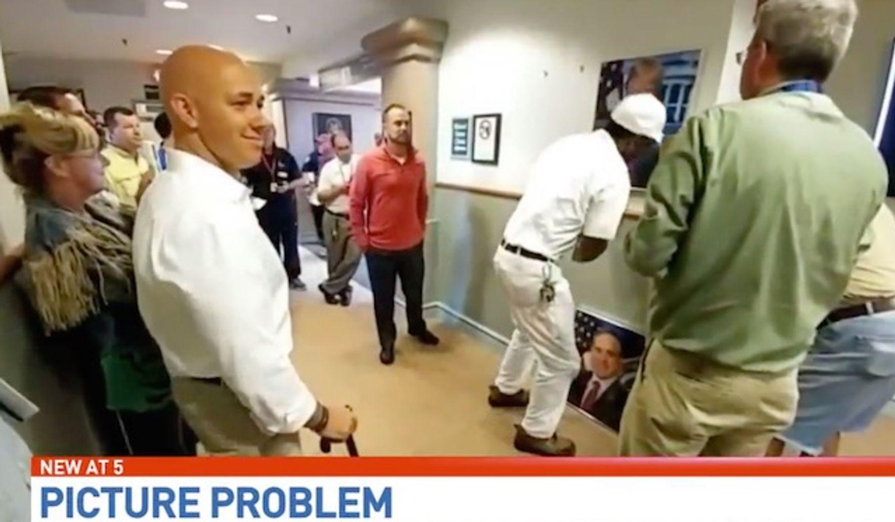 Brian Mast opens congressional office inside VA facility
