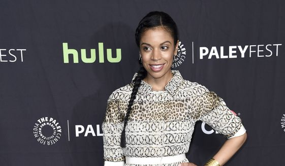 "Susan Kelechi Watson attends the 34th annual PaleyFest: ""This Is Us"" event at the Dolby Theatre on Saturday, March 18, 2017, in Los Angeles. (Photo by Richard Shotwell/Invision/AP)"
