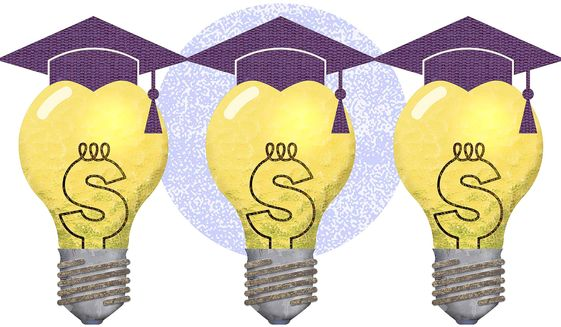 Innovate and Educate Illustration by Greg Groesch/The Washington Times
