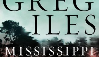 """This cover image released by William Morrow shows """"Mississippi Blood,"""" a novel by Greg Iles. (William Morrow via AP)"""