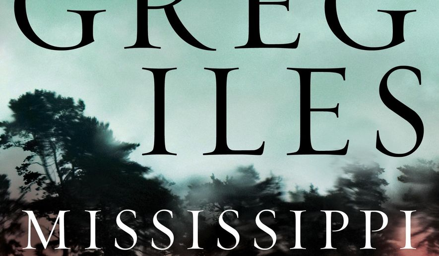 "This cover image released by William Morrow shows ""Mississippi Blood,"" a novel by Greg Iles. (William Morrow via AP)"