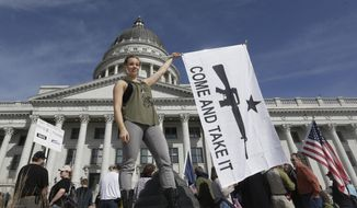 Gun rights advocates have plenty of other options to present to the Supreme Court with the question of carrying a firearm in public, legal professionals say. (Associated Press/File)