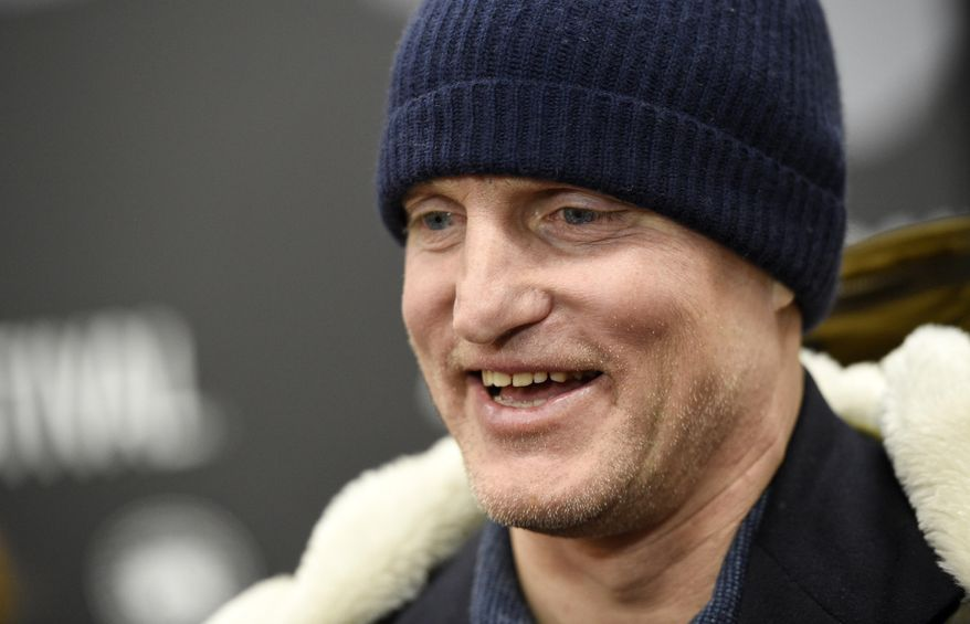 """FILE - In this Jan. 22, 2017, file photo, Woody Harrelson, a cast member in """"Wilson,"""" is interviewed at the premiere of the film at the Eccles Theatre during the 2017 Sundance Film Festival in Park City, Utah.  Harrelson told Vulture in an interview published online on March 20, 2017, that he has given up smoking marijuana. (Photo by Chris Pizzello/Invision/AP, File)"""