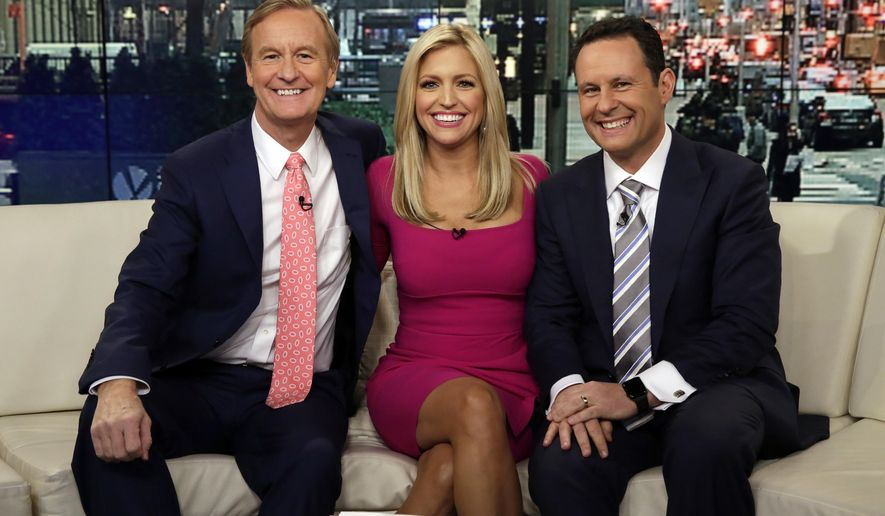 Fox & Friends Ainsley Earhardt