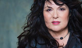 Ann Wilson.  (Society Of Rock)