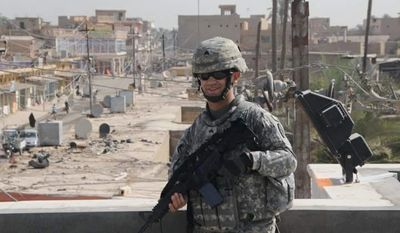 Staff Sgt. Ricardo Branch was punished for emailing his superiors about a possible leak.