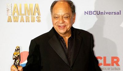 Cheech Marin at the Alma Awards 2012 (Wikipedia)