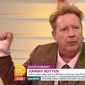 Punk rock icon John Lydon, better known by his stage name Johnny Rotten, voiced his support for Brexit and defended U.S. President Donald Trump during an interview in London Monday. (ITV)
