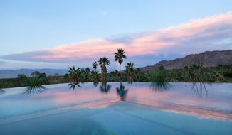 Beau Monde Villas Vacation Rental (On the Rocks, Palm Springs).  (Barberstock.com)