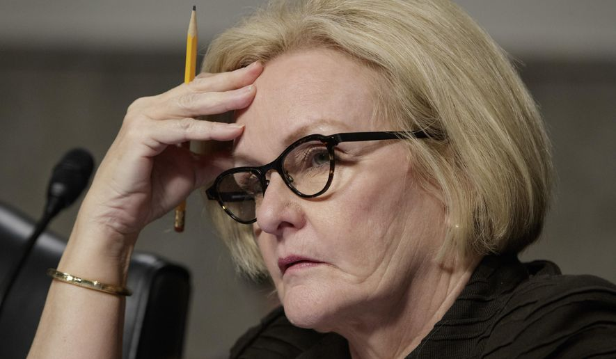 Image result for claire mccaskill