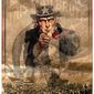 Illustration on the centennial of America's entry into World War I by Alexander Hunter/The Washington Times