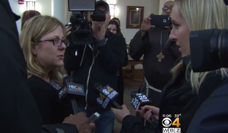 Massachusetts State Rep. Michelle DuBois is remaining unapologetic after her tip on Facebook about a rumored immigration raid irked federal officials. (WBZ)
