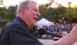 """Former Vice President Al Gore stars in the documentary """"An Inconvenient Sequel."""" (YouTube, Paramount Pictures)"""