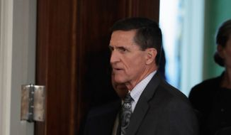 Gen. Michael Flynn, President Trump's former national security adviser, wants immunity in exchange for testifying about the administration's Russia connections, but Intelligence Committee Democrats aren't certain Gen. Flynn has much to tell. (Associated Press) ** FILE **