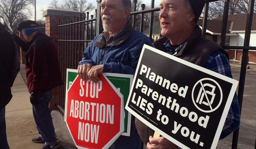 Pro-life advocates want a new reconciliation bill to defund abortion provider Planned Parenthood after the House failed to pass a health care bill last week. Republicans could use the reconciliation tool in order to head off a Democratic filibuster. (Associated Press)