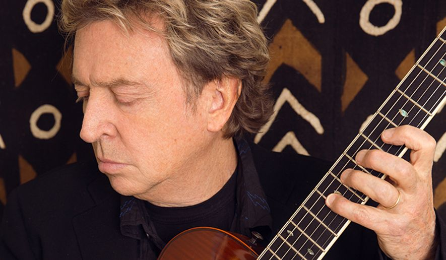 Andy Summers.  (Mo Summers)