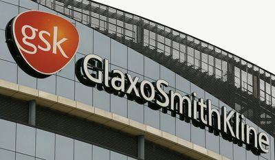 "FILE - This April 28, 2010, file photo shows the GlaxoSmithKline offices in London. Bill O'Reilly's top-rated Fox News show may be starting to feel a financial sting after allegations that he sexually harassed several women. GlaxoSmithKline announced Tuesday, April 4, 2017, they are joining the other advertisers that are pulling their ads from ""The O'Reilly Factor."" (AP Photo/Kirsty Wigglesworth, File)"