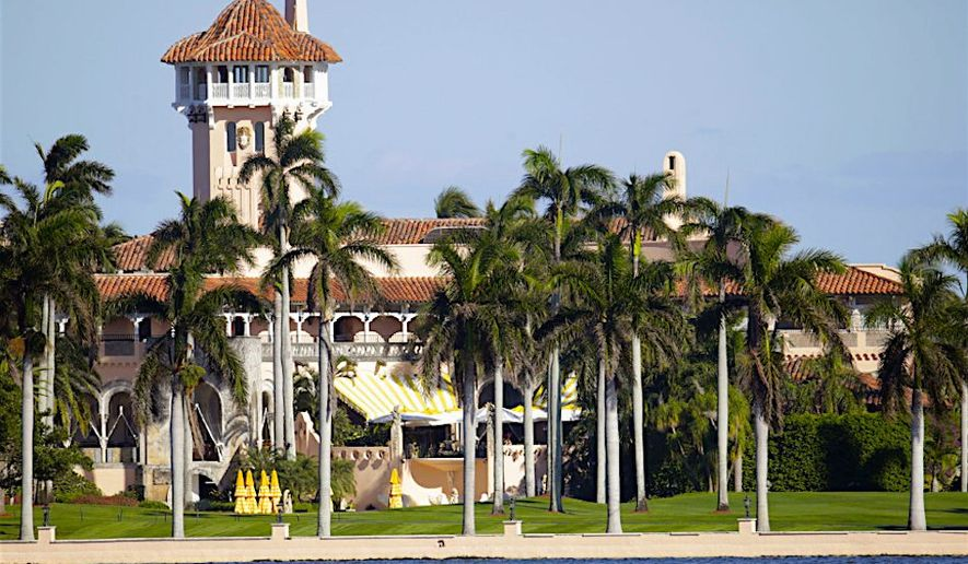 The meeting between President Trump and President Xi Jinping at scenic Mar-A-Lago could yield some rather interesting moments. (Associated Press)