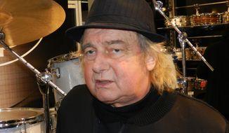 Yes drummer Alan White.  (Dave Kapp)