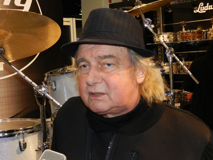 Yes drummer Alan White.  (Dave Kapp)