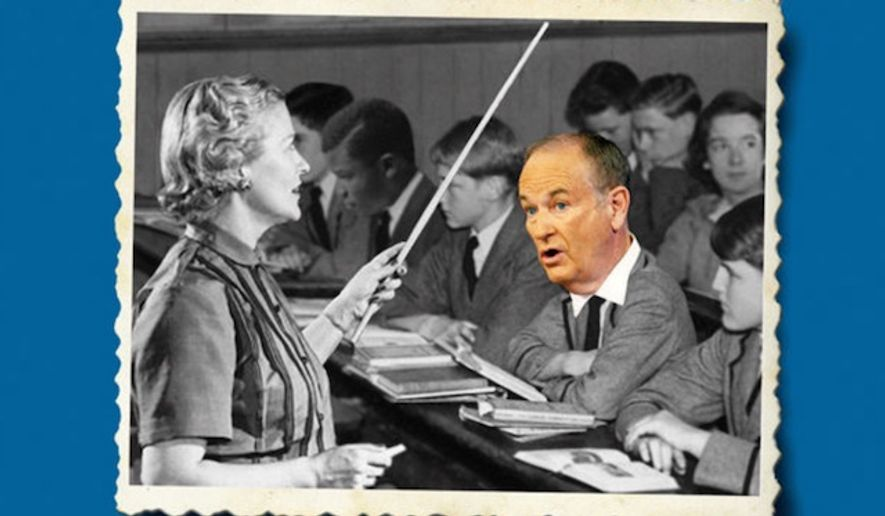 """Fox News star Bill O'Reilly's latest book, """"Old School,"""" has debuted in the top slot on The New York Times' bestseller list. (Image: """"Old School: Life in the Sane Lane"""" cover screenshot)"""