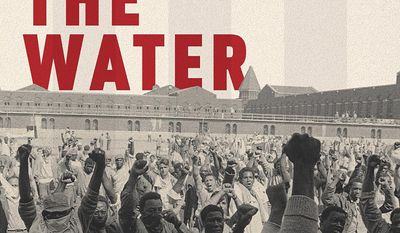 "This cover image released by Pantheon shows ""Blood in the Water: The Attica Prison Uprising of 1971 and Its Legacy,"" by Heather Ann Thompson. The book was awarded the Pulitzer Prize for history on Monday, April 10, 2017.  (Pantheon via AP)"
