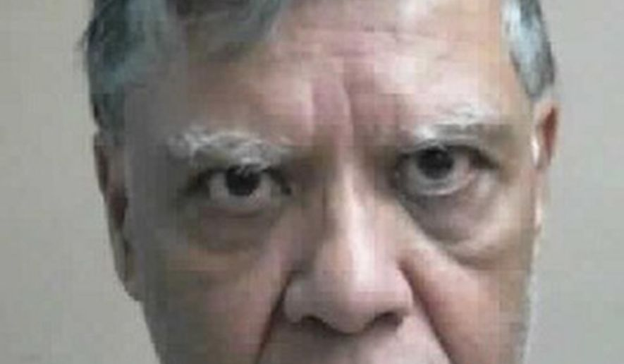 This undated Nevada Department of Corrections photo shows Dipak Kantilal Desai, a once-prominent Las Vegas-area endoscopy clinic owner who was convicted of murder and 26 other charges in a 2007 hepatitis outbreak. Prison officials said Tuesday, April 11, 2017, that Desai died late Monday, April 10, 2017, at a Reno hospital in prison custody. He was 67. (Nevada Department of Corrections via AP) (Clark County Detention Center via AP)